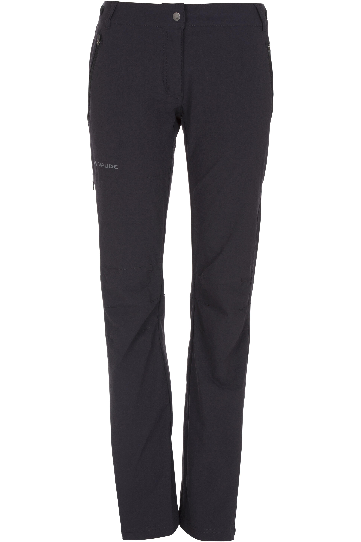 b95b5528 VAUDE Farley II Stretch Pants short Women black at Addnature.co.uk